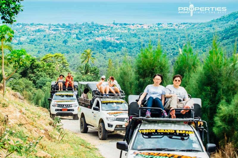 Properties Away Koh Samui Day Trips Island Tour