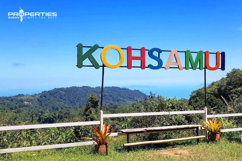 Viewpoints Koh Samui Top 10 jungle_road_360
