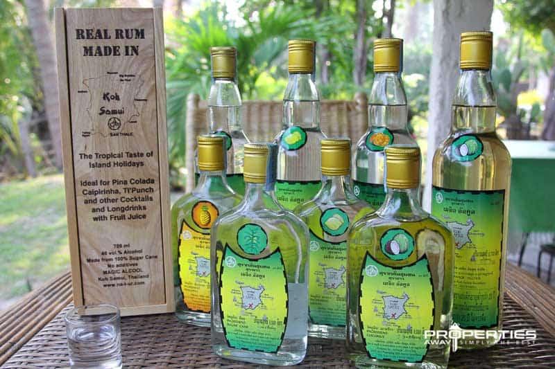 Properties Away Koh Samui Day Trips Rum Distillery