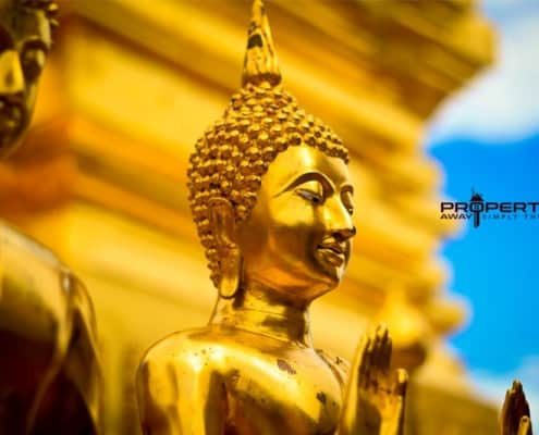 Properties Away Koh Samui Temples