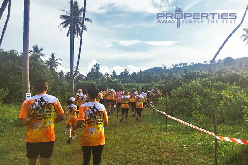 properties away koh samui top event marathon run