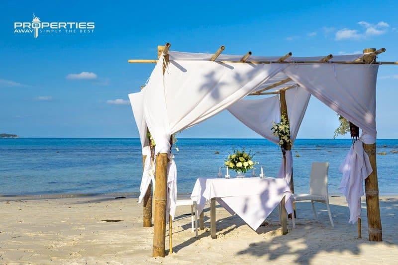 properties away koh samui top event wedding