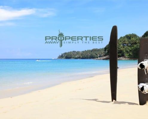 properties away koh samui water sport