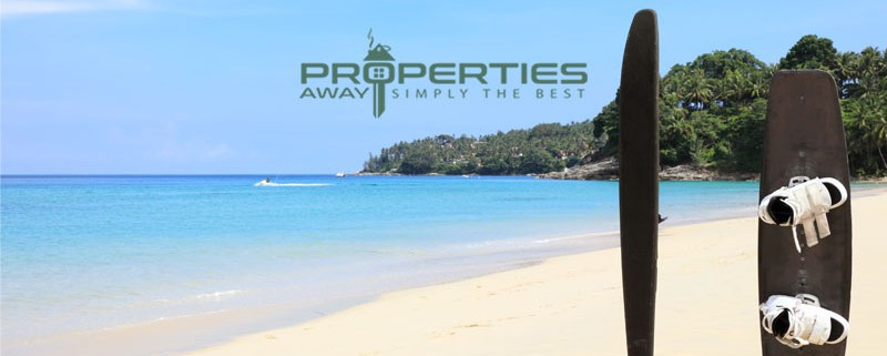 properties away koh samui water sport