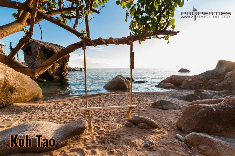 Properties Away Koh Samui Trips - Koh Tao