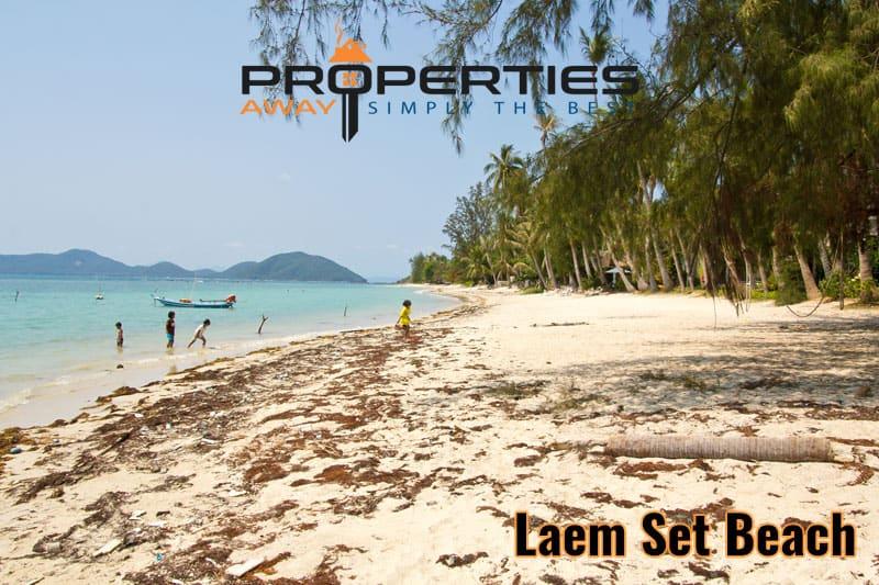 Properties Away Beaches Koh Samui - Laem Set or Natien Beach