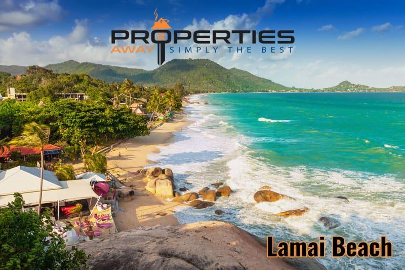 Properties Away Beaches Koh Samui - Lamai Beach