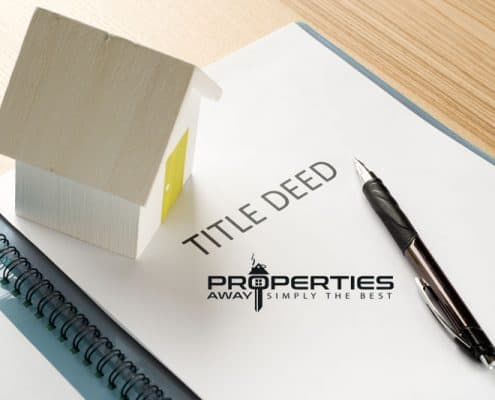 Properties Away Land Title Deed Real Estate