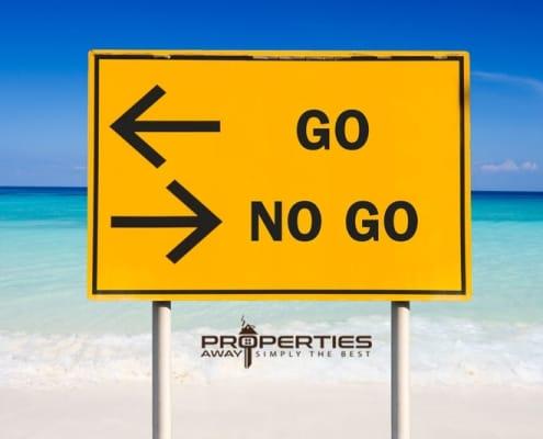 properties away thailand no go