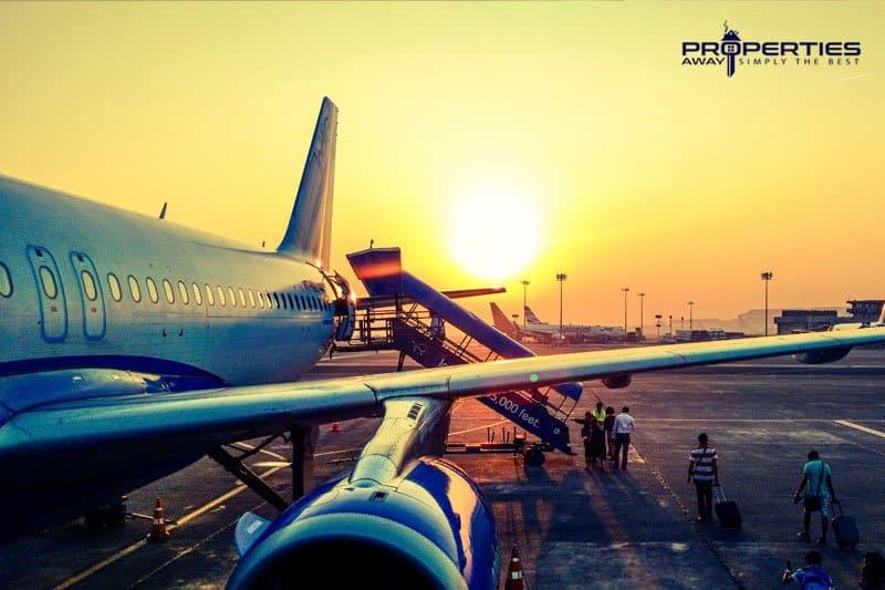Properties Away Transportation Koh Samui Airplane