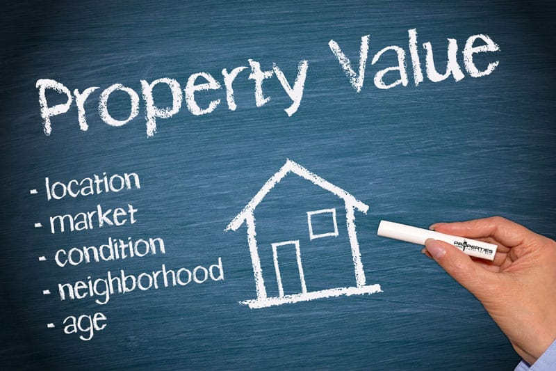 real estate agent property valuet