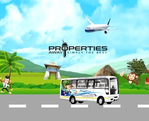 transportation samui transportation properties away